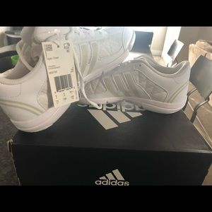 Brand new Adidas cheer shoes